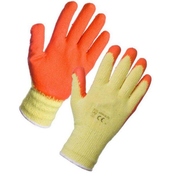 Перчатки со вспененным латексным покрытием Торро
