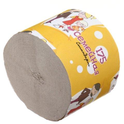 Туалетная бумага Семейная 175