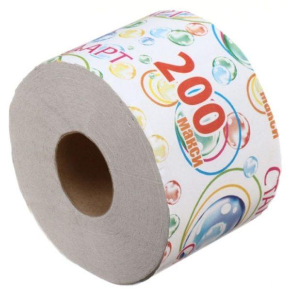 Туалетная бумага Стандарт 200